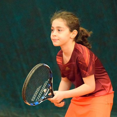 Section Tennis Junior