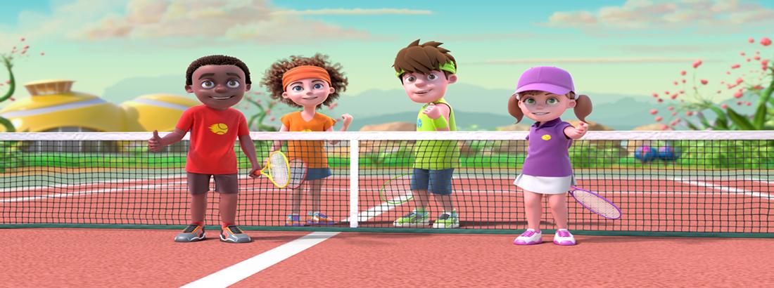 Les Stages de Tennis été 2021