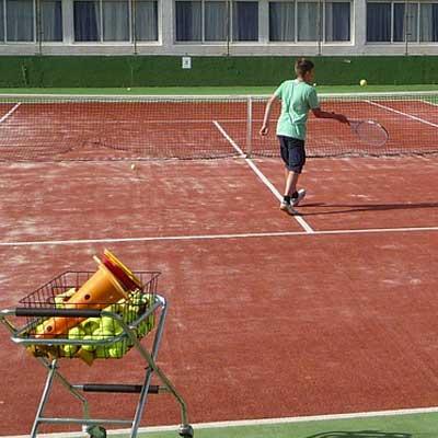 Stages de Tennis été 2021