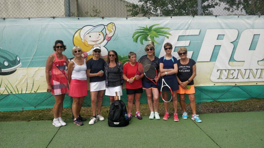 équipe féminine d'Erquy